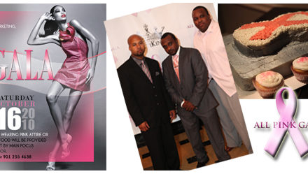 1st Annual All Pink Gala