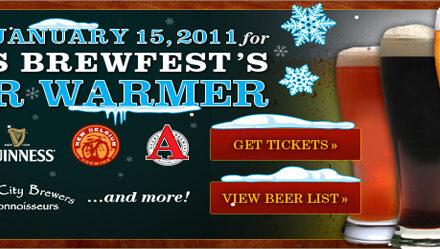 Cheers! Memphis Brewfest's Winter Warmer