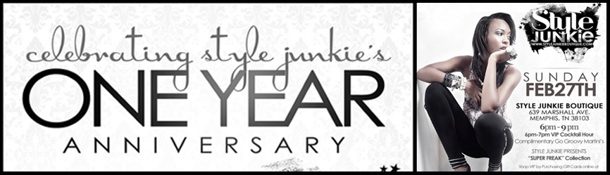 Style Junkie Boutique Celebrates Its One Year Anniversary, Launches Lifestyle Collection