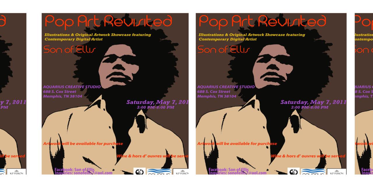 Son of Ellis Presents: Pop Art: Revisited