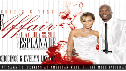 Curtis Givens' 10th Annual All White Affair