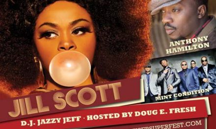 Budweiser Superfest Present Jill Scott's Summer Block Party