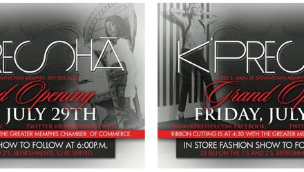 K'Presha Boutique Celebrates Grand Opening 7/29/11