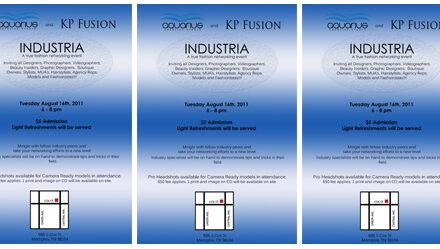 Industria: A True Fashion Networking Event 8/16/11