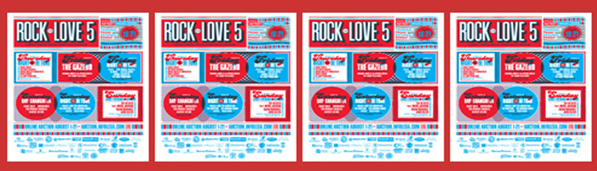 Events | Aug 18 – 21 | Rock for Love 5