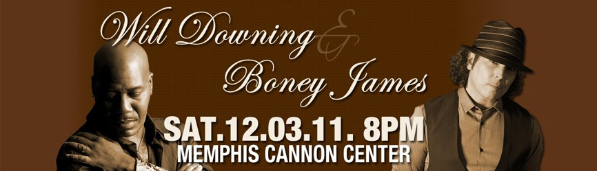 Will Downing | Boney James LIVE!
