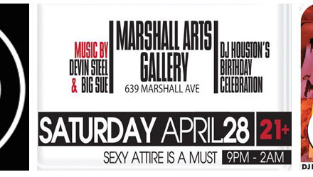 Celebrating Memphis' Best Kept Secret | DJ Houston's Birthday Party 4.28.12
