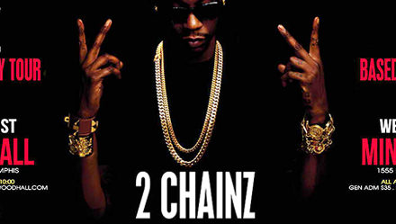 2 Chainz Based on a T.R.U. Story Tour 11.21.2012