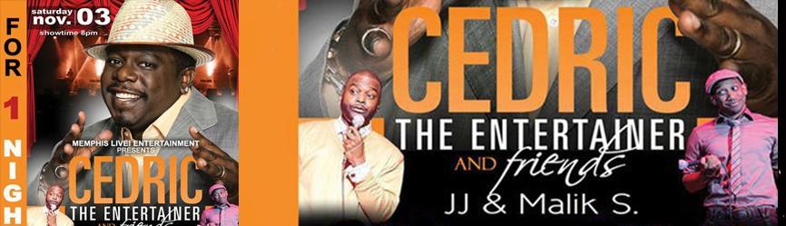 Cedric The Entertainer & Friends… Live 11.03.2012