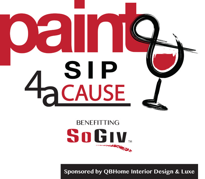 Paint & Sip 4 A Cause/ SoGiv A Turkey: Turkey Drive 11.16.12