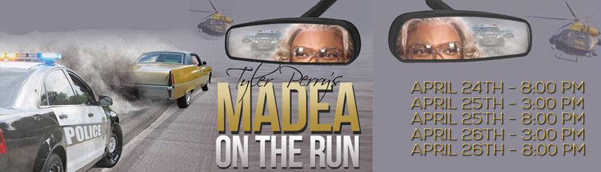 Tyler Perry's Madea on the Run 4.26