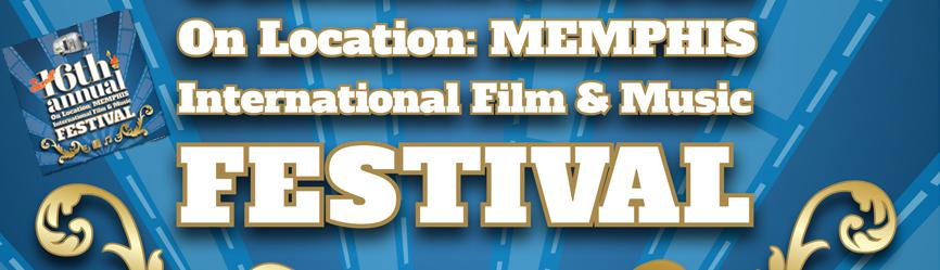 Memphis International Film & Music Festival 9/3 – 9/6