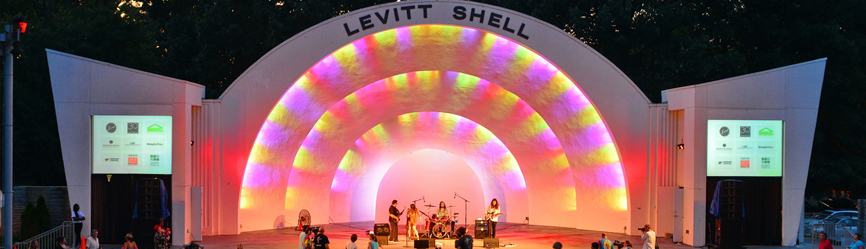 Free Music Alert: Levitt Shell Fall 2015 Concert Series 9/4 – 10/10