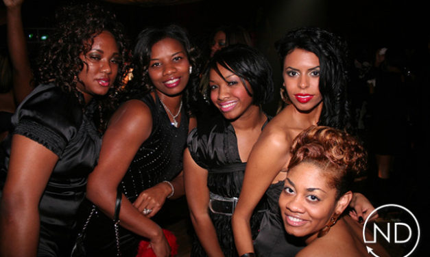 11.24.2007 – All Black Affair @ Level II