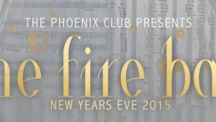 New Years Eve Fire Ball 12/31