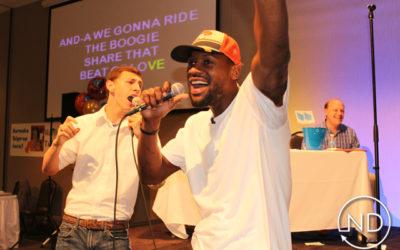 04.16.2013 – Tony Allen Karaoke @ The Kroc Center