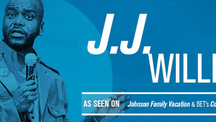 J.J. Williamson Live at Chuckles 2/18 – 2/21