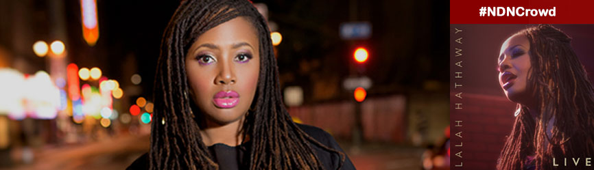 Lalah Hathaway at The Orpheum Theater 3/12