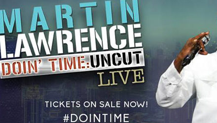 Martin Lawrence Doin' Time: Uncut Live 4/2