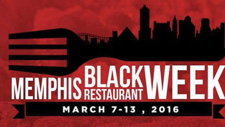 Memphis Black Restaurant Week 3/7 – 3/13