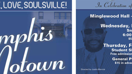 Memphis to Motown, In Celebration of Black History Month 2/25