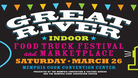 Great River Indoor Food Truck Festival and Marketplace 3/26