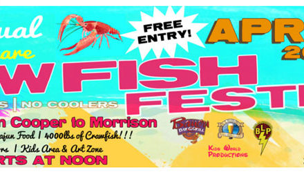 Overton Square Crawfish Festival 4/9