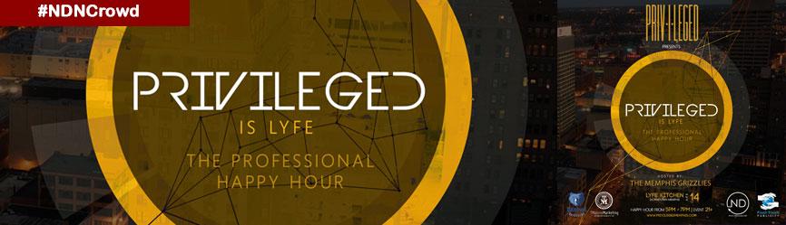Privileged is LYFE at Lyfe Kitchen 4/14