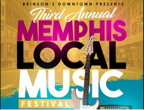 Memphis Local Music Festival
