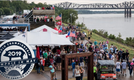 2019 World Championship Barbecue Cooking Contest
