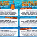 2019 Beale Street Music Festival 5/3 – 5/6