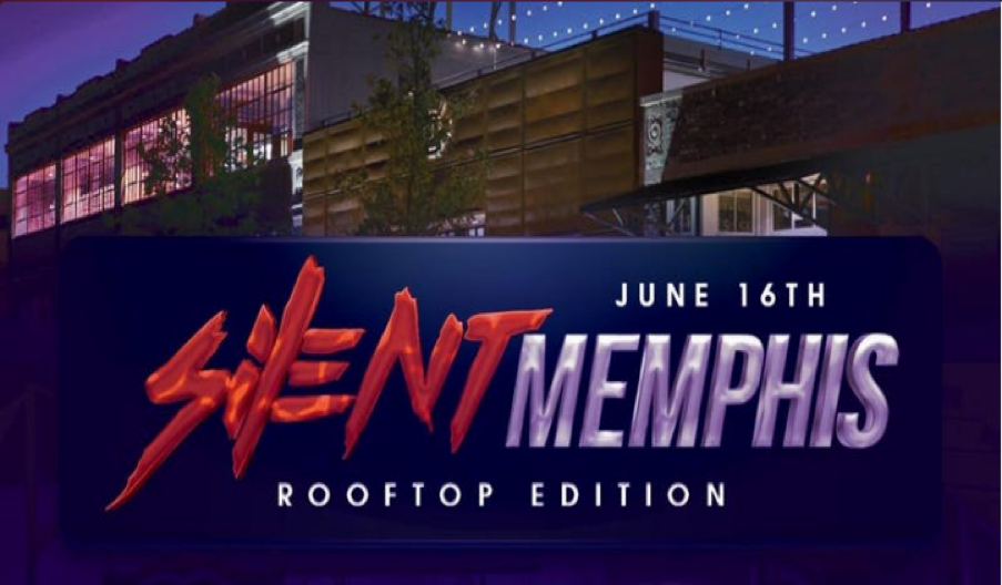 Silent Party Memphis – Rooftop Edition