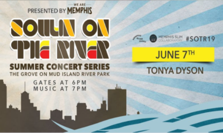 Soulin' on the River ft Tonya Dyson