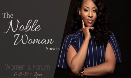 The Noble Woman Speaks